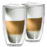 Latte Macchiato Gläser doppelwandig