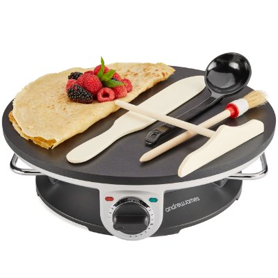 Andrew James Crepes