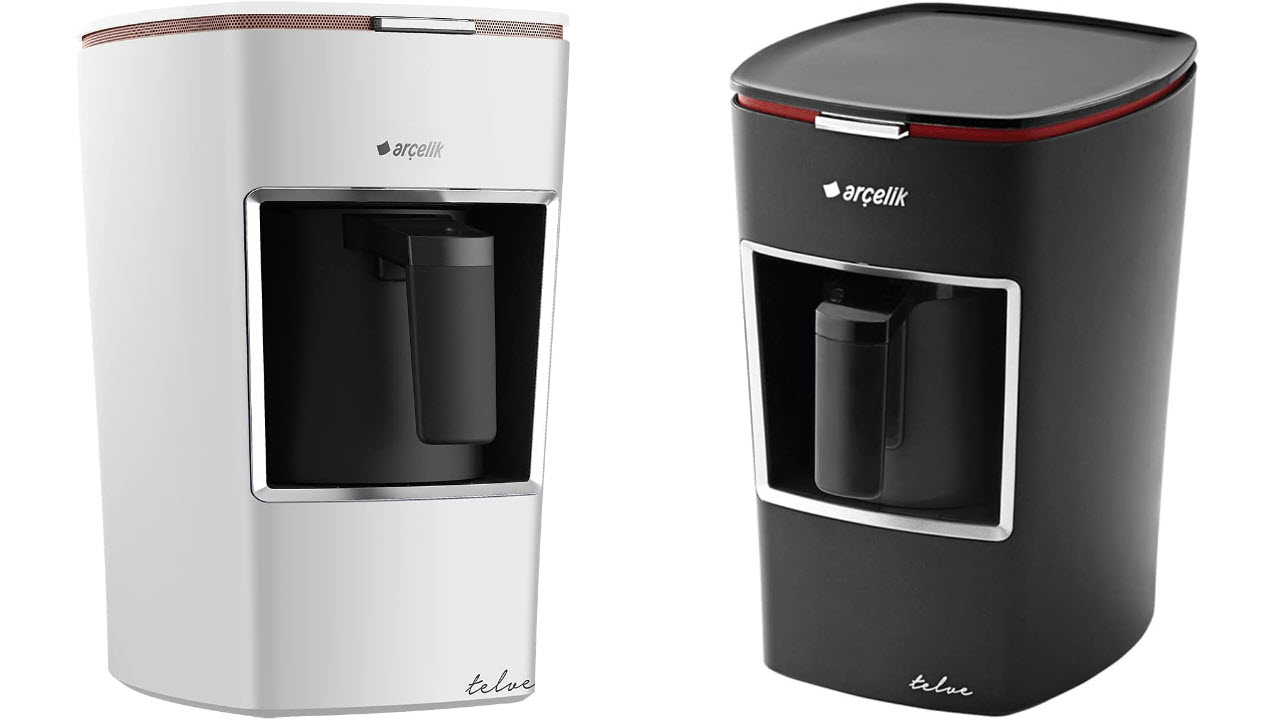 Arcelik Telve Türkische Kaffemaschiene, Mokka Maschine