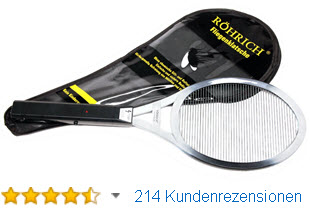 Röhrich Elektrische Fliegenklatsche
