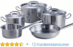 Fissler Topfset Original Profi Collection