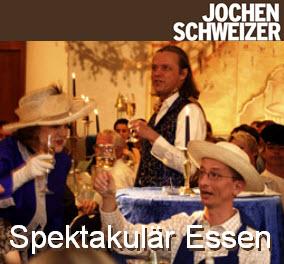 JochenSchweizer Dinner Erlebnisse
