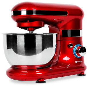 Klarstein TK18-Serena Rossa Küchenmaschine