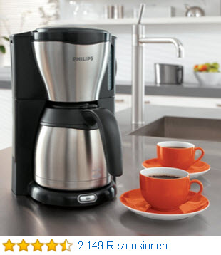 Philips HD7546/20 Thermo Kaffeemaschine