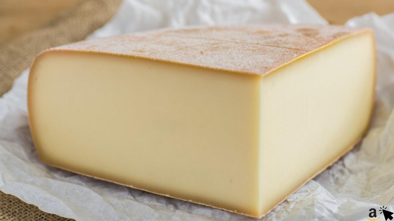 Schweizer Raclettekäse, viertel Käse Laib 1,2 kg, Aus bester Sommermilch