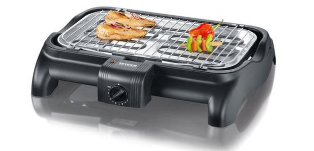 Severin PG 1511 Barbecue-Elektrogrill