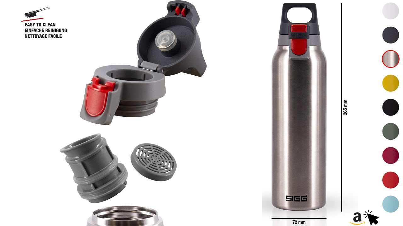 Sigg Hot and Cold Vakuumisolierte Thermoflasche