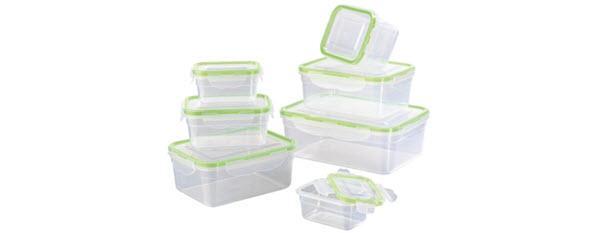 TV das Original Plastik Aufbewahrnungsdosen bei Amazon