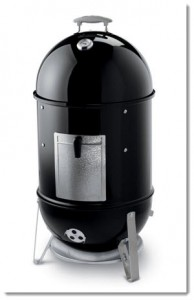 Weber Water Smoker Smokey Mountain Cooker