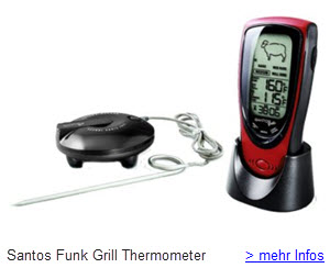 Santos Funk Grill-Bratenthermometer