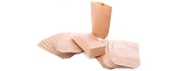 Papiertüten bei Amazon