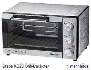Steba Grill-Minibackofen